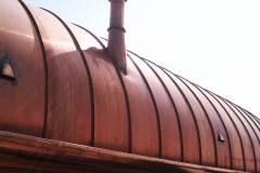 Cupola in rame